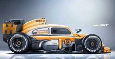 Fórmula 1 Bug