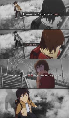 I highly recommend this show. I watched it out of sheer boredom and I am so glad I did. Watch at least episode 1 before you judge || Boku Dake ga Inai Machi aka Erased