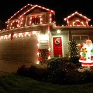 Christmas outside decorations pictures outdoor party decoration ylba klar renkleri sizin iin junglespirit Gallery