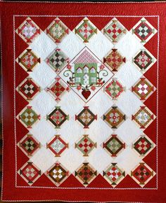 Hello Everyone, Those of you enrolled in the Minglewood Monday BOM ... : prairie queens quilt shop - Adamdwight.com