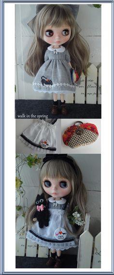 Kyohiroカスタムブライス☆ Spring☆with cat♪ - ヤフオク!