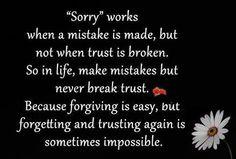 """""""Sorry"""""""