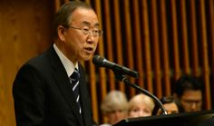 UN Chief Ban Ki-Moon welcomes India, Pakistan decision to engage in dialogue