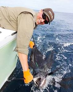 Tag and released by Sam Wadman from the UK who was runner up on the BBC's Earth's Wildest Waters. It was Sam's first ever Sailfish! Quepos Costa Rica!