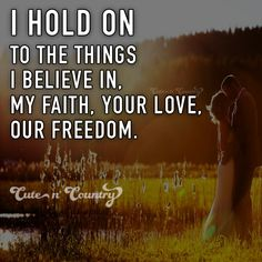 #Love #countrylove #countrycouple Make sure to follow Cute n' Country at http://www.pinterest.com/cutencountrycom/