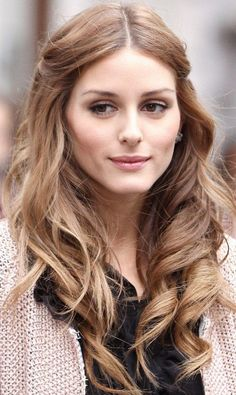 Olivia Palermo Hairstyles: Fairy Curls