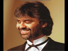 Andrea Bocelli - My Way ( A Mi Manera ) - YouTube
