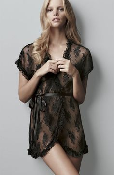 In Bloom by Jonquil Lace Wrap – $68.00