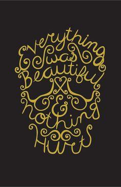Kurt Vonnegut Poster