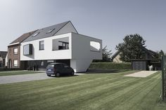 Single Family House in Overijse (BE) -- TRAJEKT architectengroep bvba, 2013