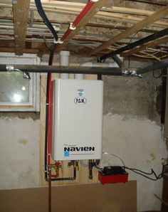 Remodeling Your Basement? Think About A Tankless Water Heater. By Replacing  That Large Water