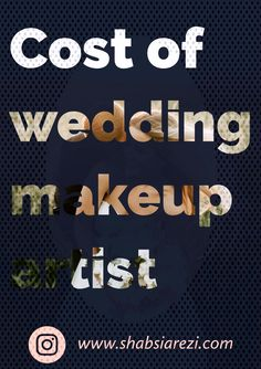 Red Flags To Look For When Hiring A Makeup Artist by wedding and bridal makeup artist Meghana Prasad 5 Tips to Help You Hire a Great Makeup Artist for Your Wedding Best Makeup Artist, Wedding Makeup Artist, Professional Makeup Artist, Wedding Costs, Asian Makeup, Martha Stewart Weddings, Bridal Makeup, Best Makeup Products, Wedding Hairstyles