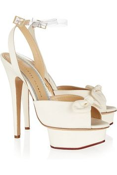 Charlotte Olympia 'Runaway Bride' Collection