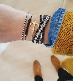 Envie d une balade en mer...tout est dans le bracelet ;-)