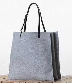 Designer Felt Handbags on Pinterest