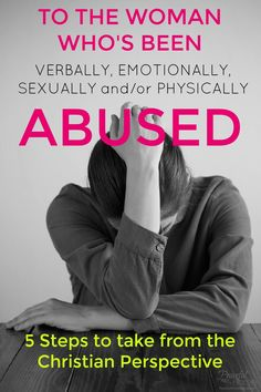I've been getting a lot of questions lately from the most beautiful, precious women who are in abuse situations and I have some very specific counsel for them. | Godly Advise for Victims of Abuse | What to do when my husband abuses me | Verbal Emotional Sexual Physical Abuse | Christian Marriage Advice | When to separate from my husband | Godly Counsel on Marriage