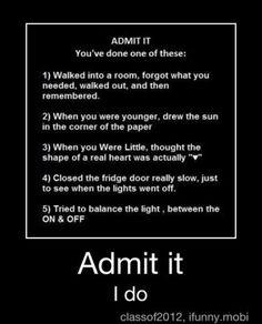 I think Iv'e done all! :)