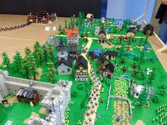 Exposición LEGO de HispaBrick Magazine en Palacio Euskalduna 2013 de Bilbao   HispaBrick Magazine