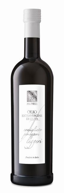 PRUNETI LEGGERO Extra Virgin Olive Oil - Denominazione di Origine Protetta D.O.P. – Chianti Classico - 750 ml