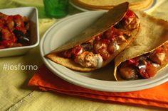 Tacos alla mediterranea