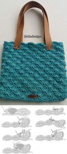 Crochet Book Cover, Crochet Books, Love Crochet, Knit Crochet, Crochet Summer, Crochet Handbags, Crochet Purses, Crochet Scarves, Crochet Vest Pattern