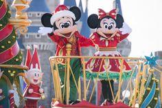 Tokyo Disney Resort to Celebrate Christmas 11/9 – 12/25
