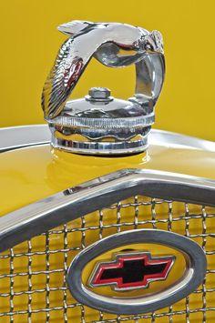 1931 Ford Quail Hood Ornament