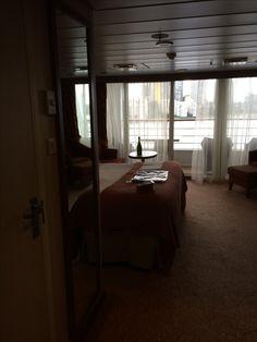 Azamara - suite