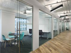 Corporate Flooring: MakeOffices from Parterre Flooring. View our extensive collection of professional grade vinyl flooring today! Luxury Vinyl Flooring, Luxury Vinyl Plank, Corporate Office Design, Office Floor, Wood Vinyl, Floor Design, Layout, Washington Dc, Rain
