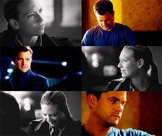 Peter & Olivia #Fringe