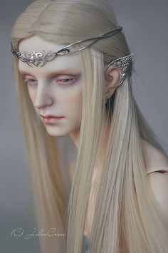 one day i'm going to come across a BJD so beautiful, that i simply stop breathing. this was a close one - julia cross