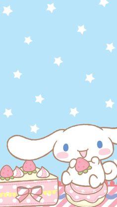 Wallpaper Sanrio Wallpaper, Kawaii Wallpaper, Iphone Wallpaper, Iphone Backgrounds, Hello Sanrio, Character Wallpaper, Baby Friends, Cartoon Background, Sanrio Characters