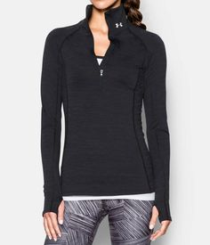 Shop Under Armour for Women's ColdGear® Cozy ½ Zip in our Womens Tops department.  Free shipping is available in US.