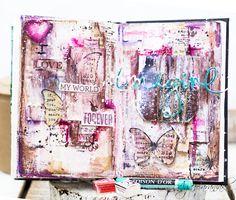 Aga Baraniak: Suche pastele i farby akwarelowe Renesans
