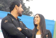 5 Things John Abraham Finally Disclosed About His Wife Priya Runchal. Read On! #JohnAbraham #PriyaRunchal #Relationship #Marriage #Mr&Mrs #Love #Couple