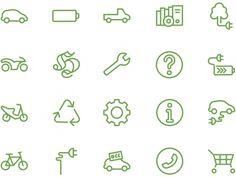 Entwicklung einer Piktogrammsprache – M Way