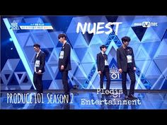 PRODUCE 101 Season 2 - Pledis' NUEST performance - YouTube