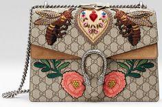 Les Dionysus City bags par Alessandro Michele, un voyage signé Gucci