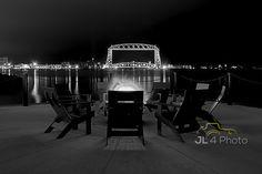 Pier B Resort - Duluth Minnesota - Duluth Lift Bridge - Fire Pit - Relaxing