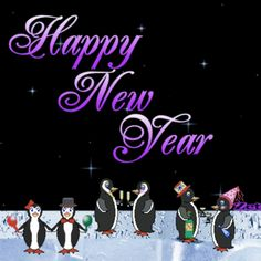 Happy New Year 2017 Animated GIF Images, Pictures Wallpapers DP for Whatsapp (1st Jan) & Snapchat