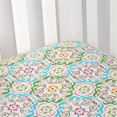 Love these Oliver B crib sheets! Hoping these are the ones we'll get. :)