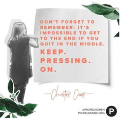 I can do all things through Christ who strengthens me. Christine Caine, Body Love, Godly Woman, Spiritual Inspiration, Bible Verses, Leadership, Finding Yourself, Encouragement, Inspirational Quotes