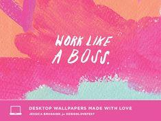 Desktop wallpapers | dress your tech | designlovefest