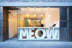 First Design Cat Café in NYC – Fubiz Media