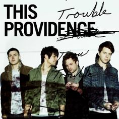 """This Providence Release New Single (""""Trouble"""") on iTunes Tomorrow, April 10; Band To Release """"Brier"""" EP May 1; Band Reveals Track Listing and Cover Art; Single Streaming Now on Purevolume"""