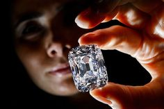The Pink Star and other expensive diamonds – in pictures