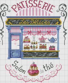 VE Cake shop by Veronique Enginger 1