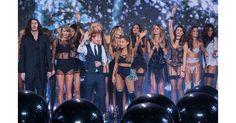 Ariana Grande bei der Victoria's Secret Modenschau 2014 | POPSUGAR Deutschland Stars