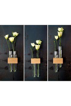 Natural Magnetic Test Tube Bud Vase - Set of 2 by Moss & Twig on @nordstrom_rack