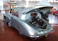 """Dark Roasted Blend: """"Tatra"""" Car & Other Aerodynamic Marvels, Part 2 Hispano Suiza, Limousine, Unique Cars, Car Photos, Alfa Romeo, Old Cars, Concept Cars, Cars And Motorcycles, Luxury Cars"""